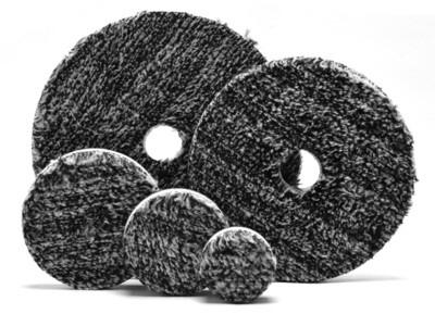 URO-FIBER 50/50 negro/blanco MICROFIBRA PAD