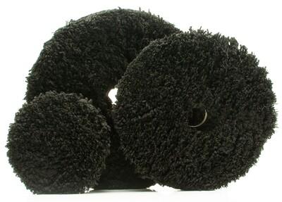 URO-FIBER FINISHER, SOLID BLACK MICRO FIBER PAD