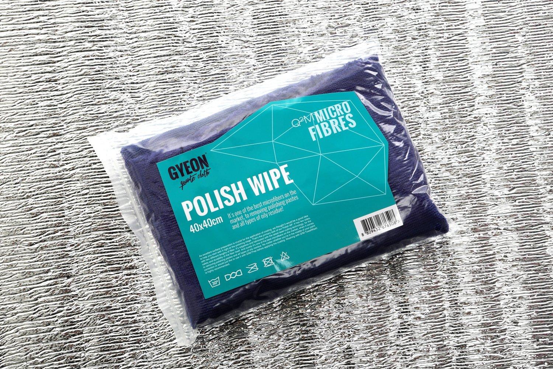 Gyeon PolishWipe Towel