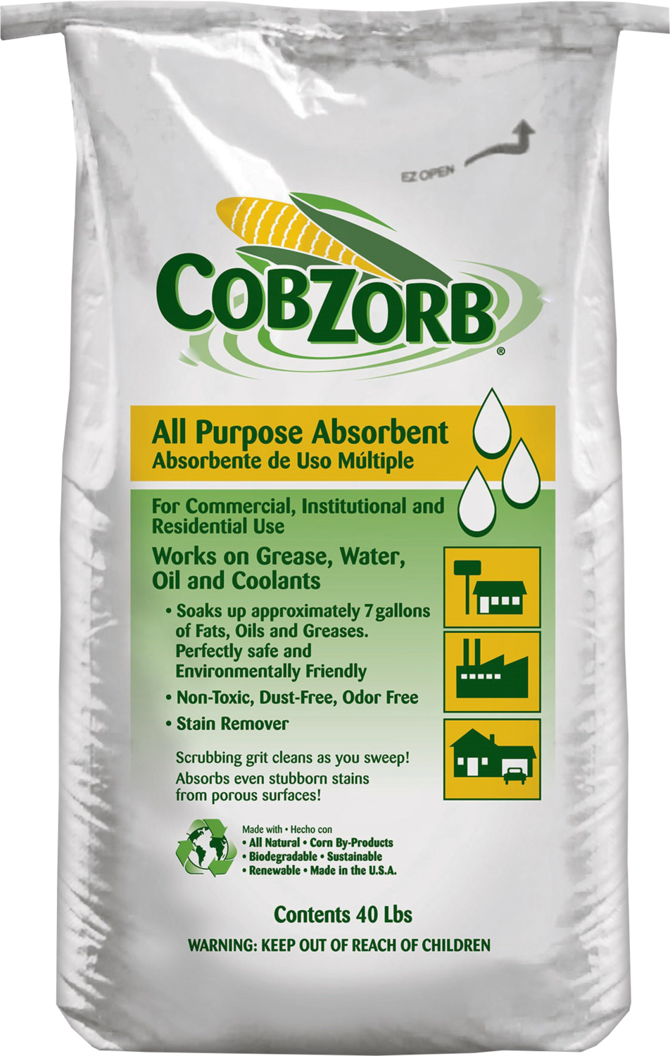 CobZorb® All Purpose Absorbent