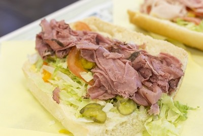 The Enticer- Pastrami