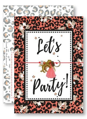 Lucky Armband Kaartjes - Let's Party!