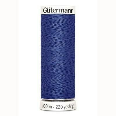 Gütermann Naaigaren Blauw - Grijs - Paars
