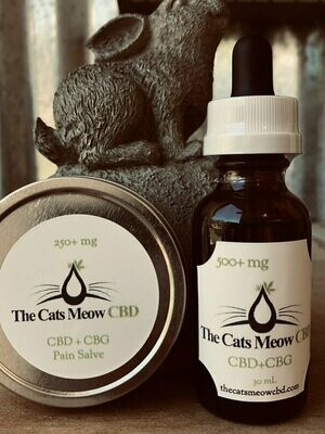 Pain Be Gone CBD Gift Package