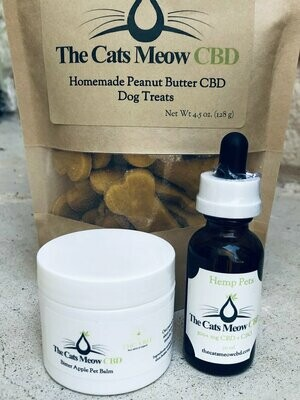 Puppy Adore CBD Gift Package