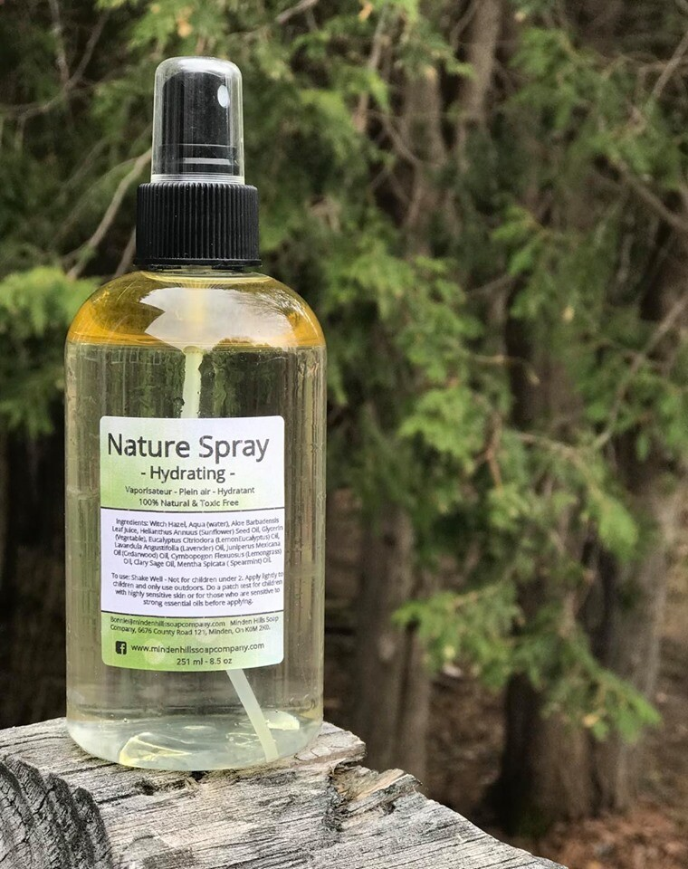 Nature Spray - Hydrating