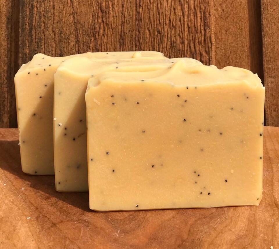 Lemongrass  - All Natural Goat's Milk