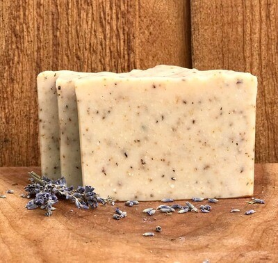 Lavender Rosemary - All Natural Goats Milk Soap