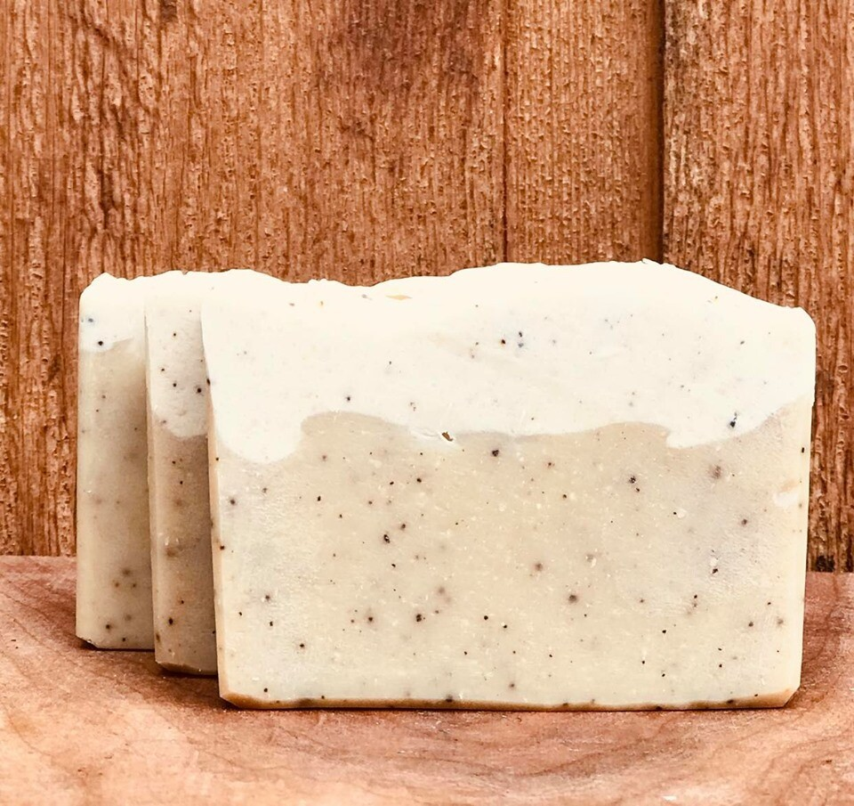 The Exfoliator - All Natural Goats Milk Soap