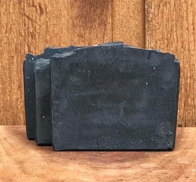 Detox Facial Bar - Bamboo Activated Charcoal - Bentonite Clay -Goat's Milk Soap
