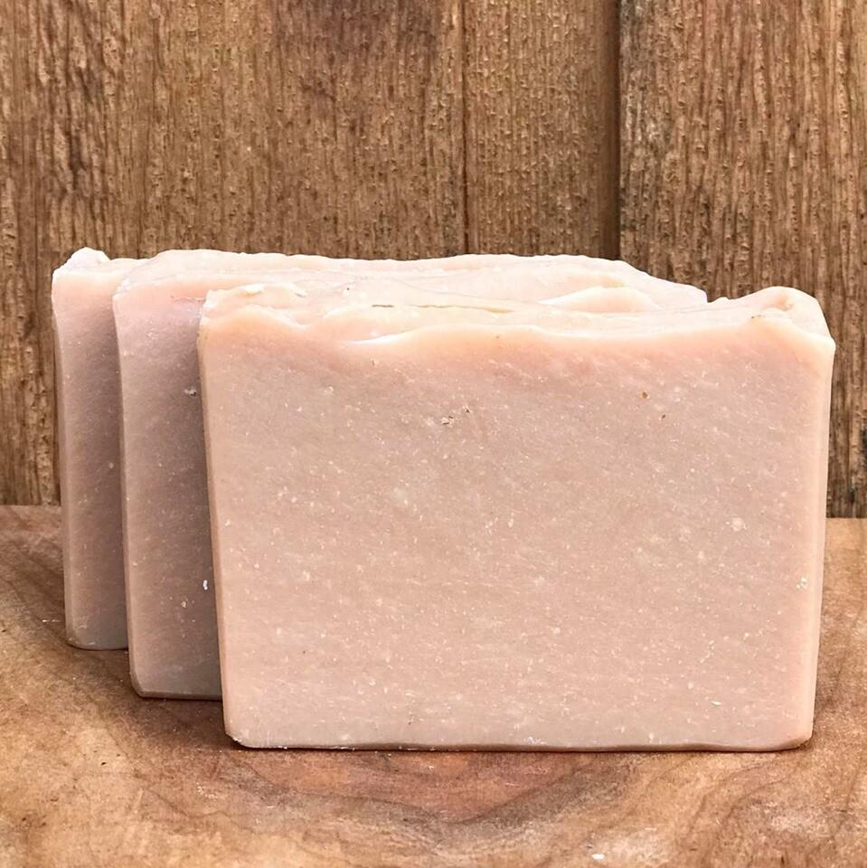 Blush Facial Bar - Goat's Milk Soap