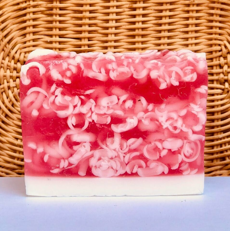 Black Raspberry Vanilla - Glycerin Soap
