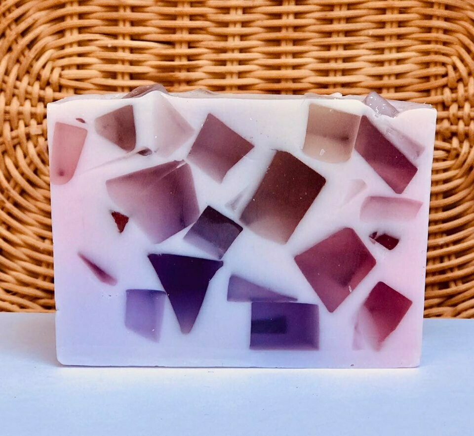Fairy Gemstones - Glycerin Soap