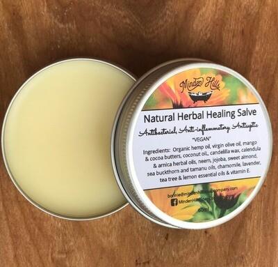 Natural Herbal Healing Salve