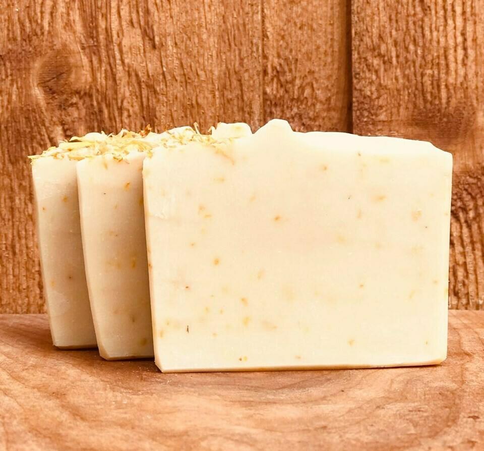 Tea Tree & Calendula - All Natural Goat's Milk Soap