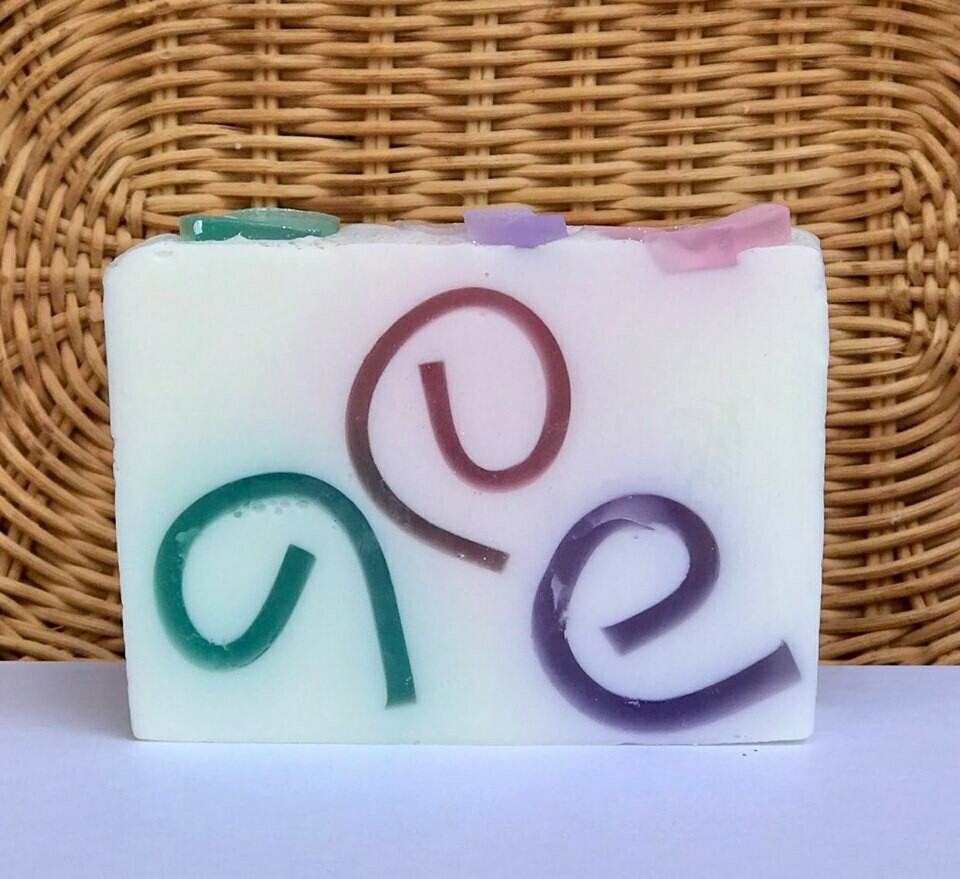 Mermaid Kisses - Glycerin Soap