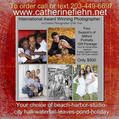4 Seasons Family portrait Package