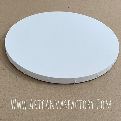 300mm Shaped canvas