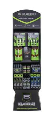 Breakthrough Retail Free-Standing Display BT-DSPL-STND-A