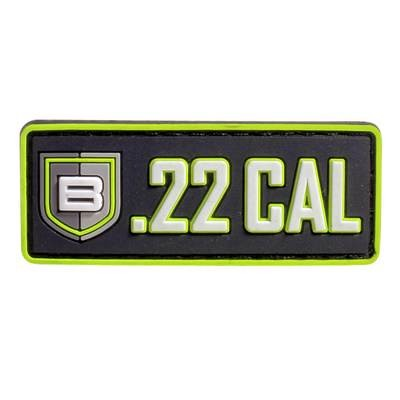 Breakthrough Caliber PVC patch With Velcro® Backing PATCH - 22CAL