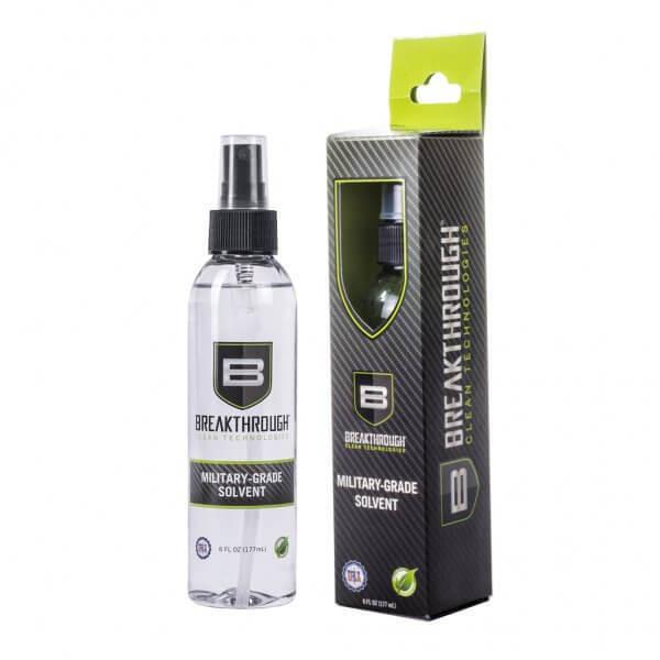 Breakthrough Clean Military-Grade Solvent 6 fl oz (177ml) Spray Bottle BTS-6OZ