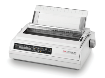 OKI 9 Pin Dot Matrix Printer ML3410