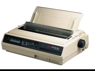 OKI 24 Pin Dot Matrix Printer ML395B