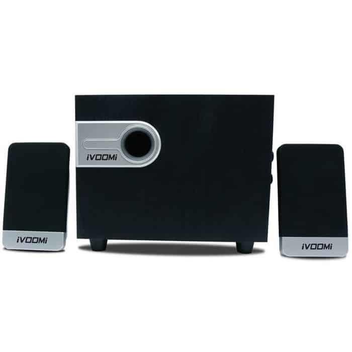 iVoomi 2.1 Multimedia Speaker IVO-2179-SUF-BT (USB/SD/FM/BT/Remote Control)