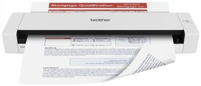 Brother DS-720D Mobile 2-Sided Document Scanner