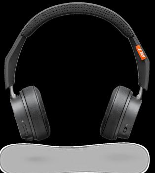 Plantronics Backbeat 505 Wireless Headphone