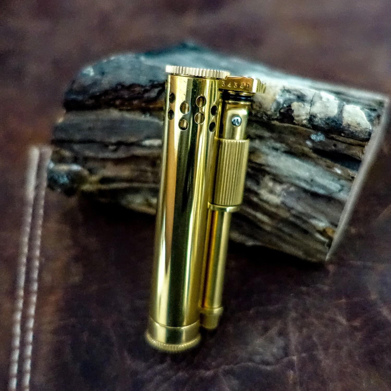 Douglass Field S Lighter, Brass