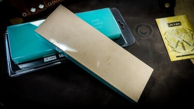 Jende 210mm Cow Leather Strop