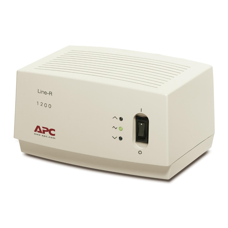APC Line-R 600VA Automatic Voltage Regulator LE600I