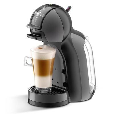 Nescafe Dolce Gusto Mini Me Automatic Coffee Machine Black By Krups
