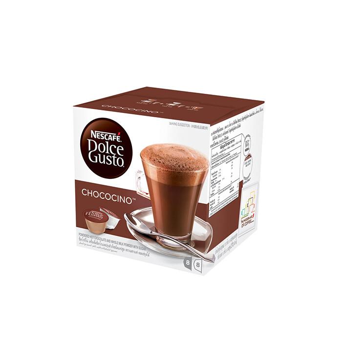 Nescafe Dolce Gusto Chococino Chocolate 16 Capsules Per Box
