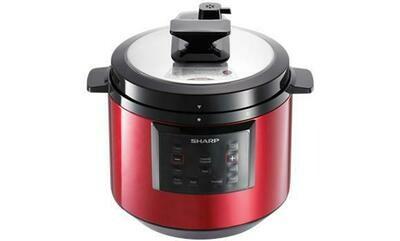 Sharp Pressure Cooker 6.0L KQA60RD