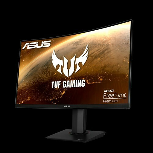 "Asus 32"" WQHD Curved HDR Gaming Monitor VG32VQ"
