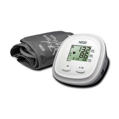 NISSEI DS-11 Upper-Arm Type Blood Pressure Monitor