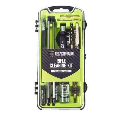 Breakthrough Clean Vision Series Rifle Cleaning Kit- AR-15 / .223Cal / 5.56mm BT-CCC-AR15