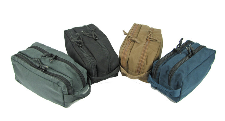 Alpha One Niner Recon Eight. Compact Dopp Kit