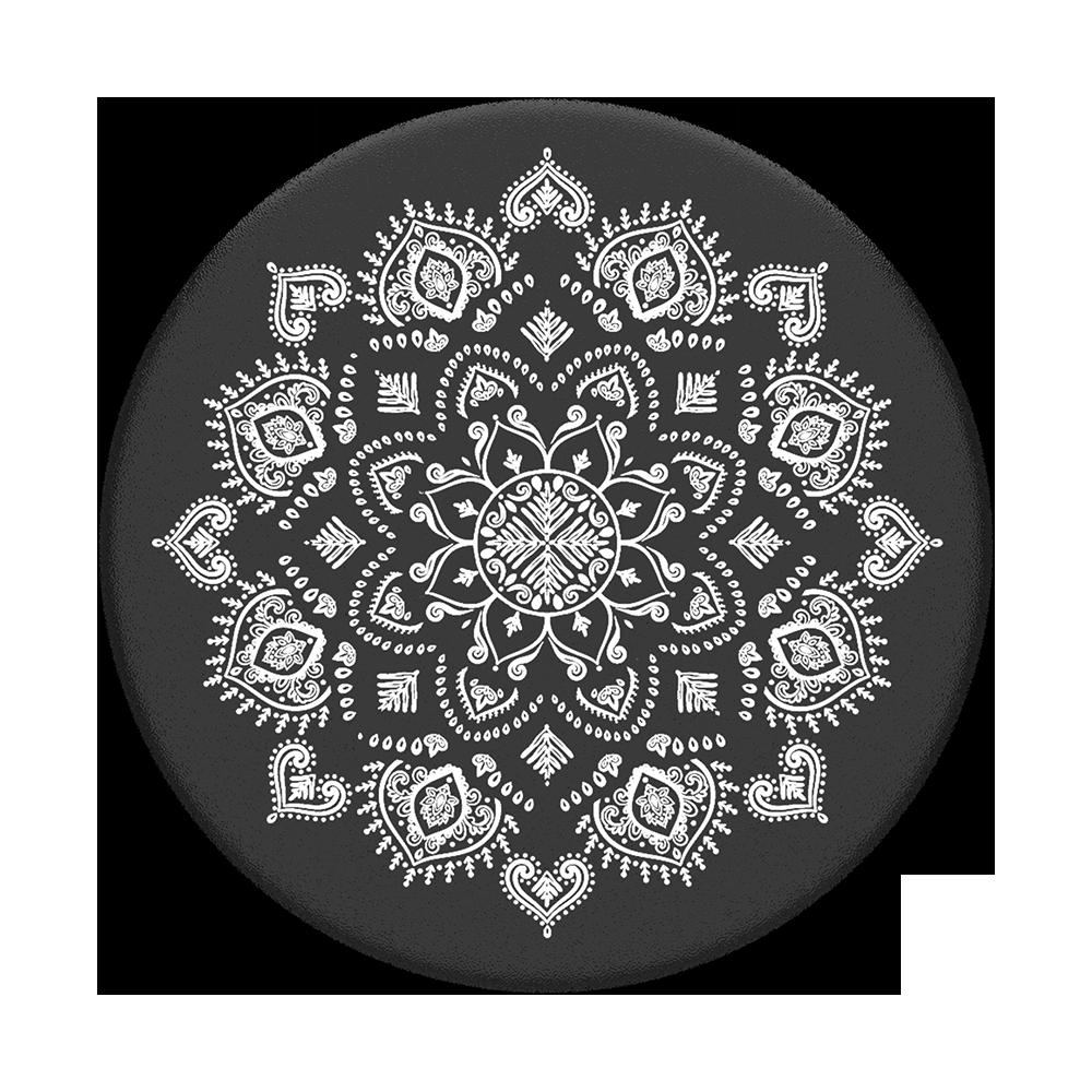 Popsocket Quiet Darkness Mandala