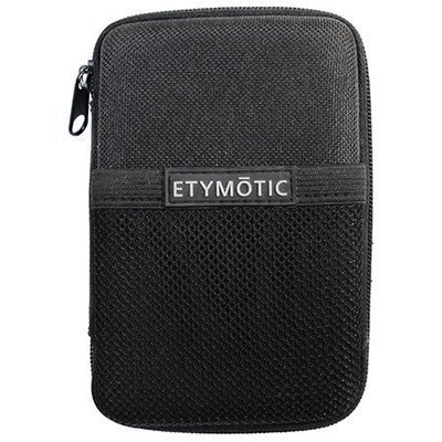 Etymotic ER38-65D Deluxe Zippered Pouch (PRE ORDER)