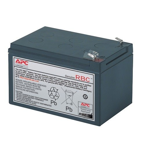APC Replacement Battery Cartridge #4 RBC4