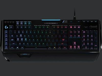 Logitech G910 RGB Mechanical Gaming Keyboard