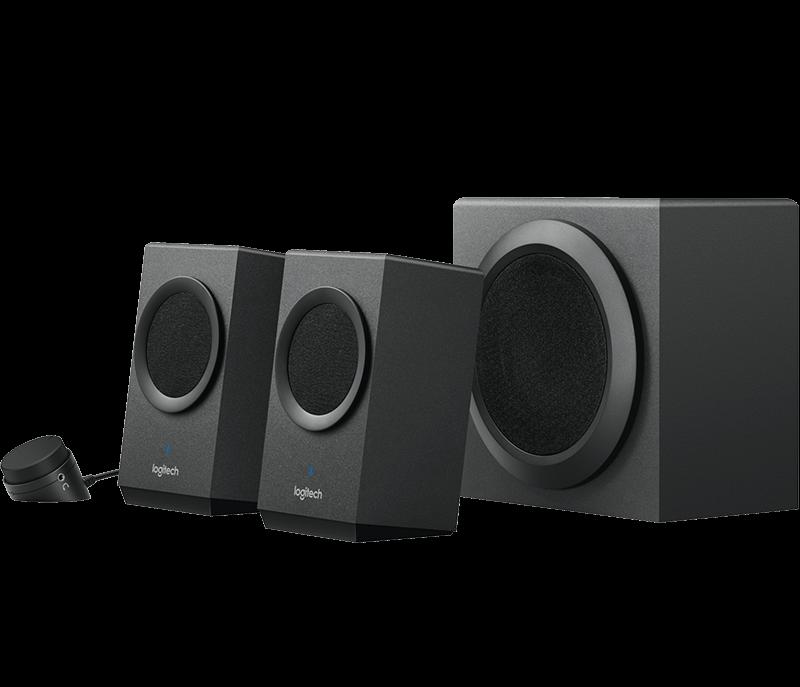 Logitech Z337 Speaker System With Bluetooth