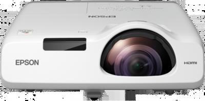 Epson EB-535W Short Throw WXGA 3LCD Projector