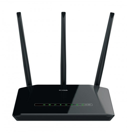 D-Link N450 High Power Dual-Band WI-FI Router DIR-629