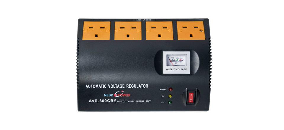 Neuropower AVR Series 800VA AVS800-CBM