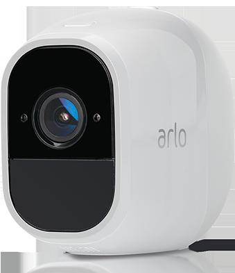 Netgear Arlo Pro 2 Smart Security Camera VMC4030P-100EUS