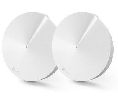 TP-Link AC1300 + AV600 Whole Home Hybrid Mesh Wi-Fi System Deco P7(2-Pack)